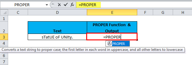 PROPER Example 2-2