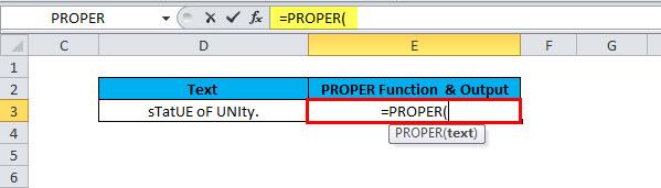 PROPER Example 2-3