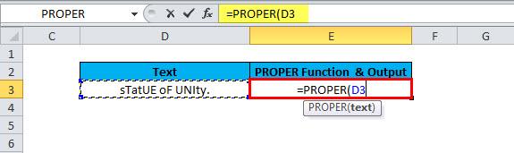 PROPER Example 2-4