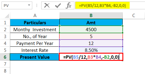 PV Example 1-2