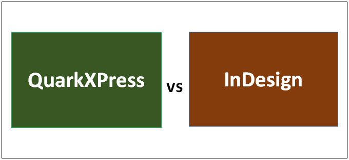 QuarkXPress vs InDesign
