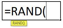 RAND Formula