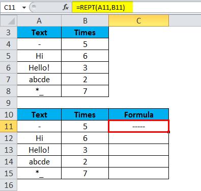 REPT Example 1-2