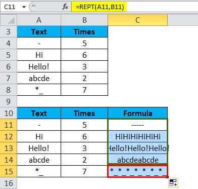 REPT Example 1-3