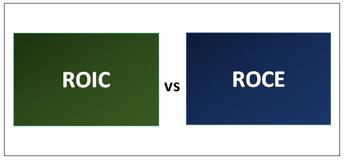 ROIC vs ROCE