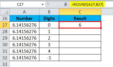 ROUND Example 3-2