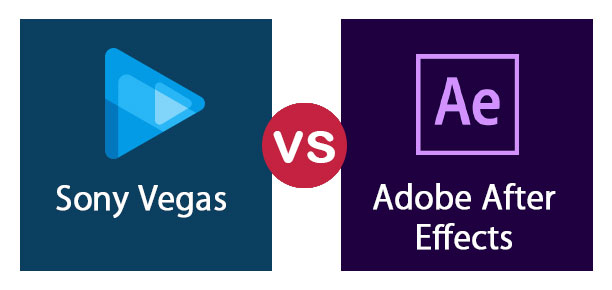 Sony vegas vs Adobe After effects