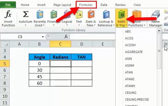 TAN Example 1-2