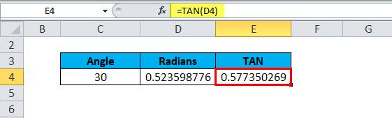 TAN Example 2-5
