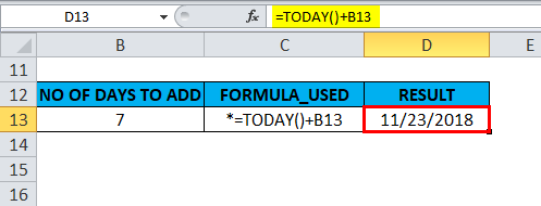 TODAY Example 2-3