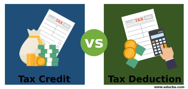 Tax Credit vs Tax Deduction