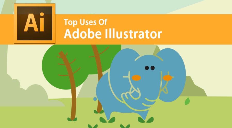 Top Uses Of Adobe Illustrator