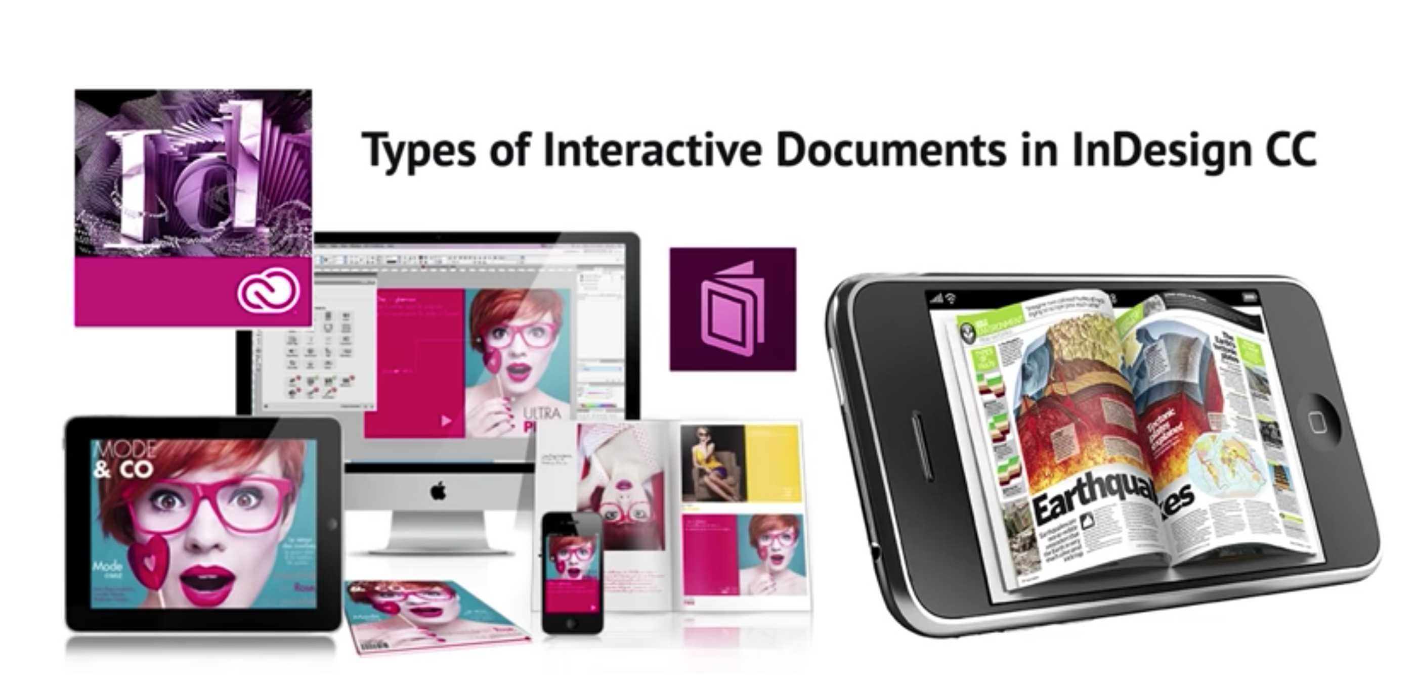 Types of intractive document