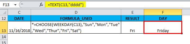 week corresponding