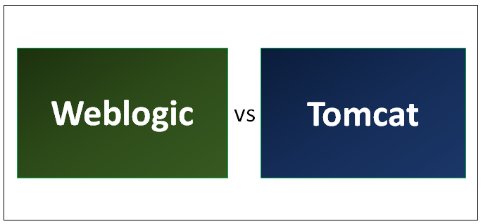 Weblogic vs Tomcat