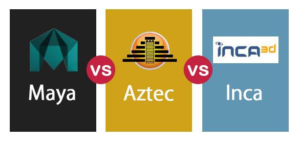 maya vs aztec vs inca