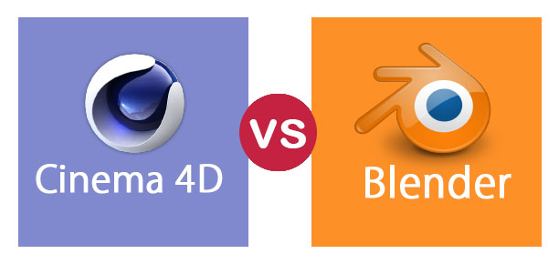 Cinema 4D vs Blender | Which One Is More Useful (With Infographics)