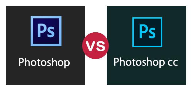 photoshop vs photoshop cc