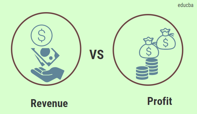revenue vs profit