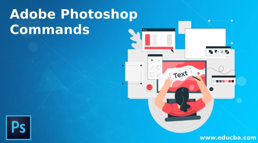 Adobe Photoshop Commands