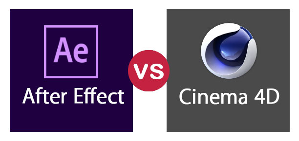 After Effect vs Cinema 4D