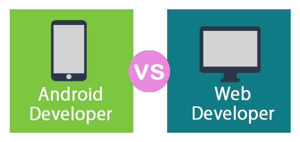 Android Developer vs Web Developer
