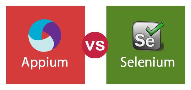 Appium vs Selenium