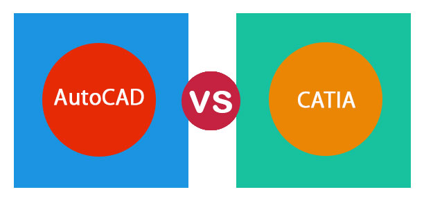autocad vs catia | 9 Most Amazing Comparisons To Learn