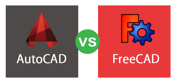 AutoCAD vs FreeCAD
