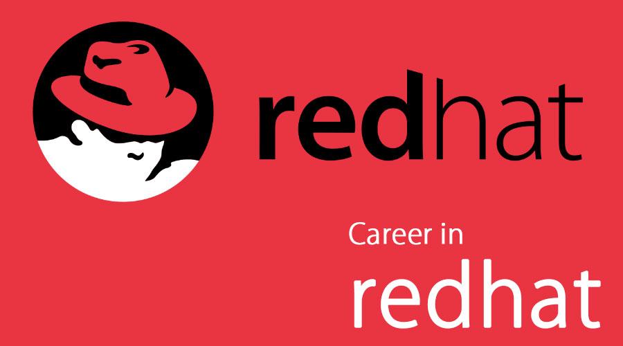 Career-In-RedHat