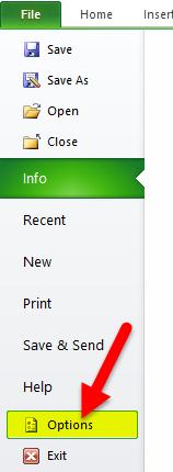 CheckBox Developer tab 1
