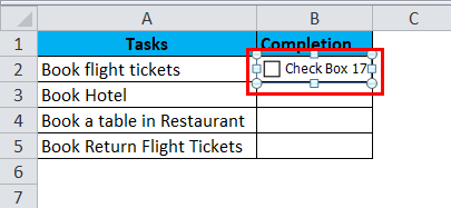CheckBox Example 1-2