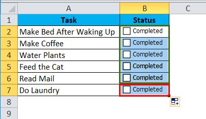 CheckBox Example 2-4