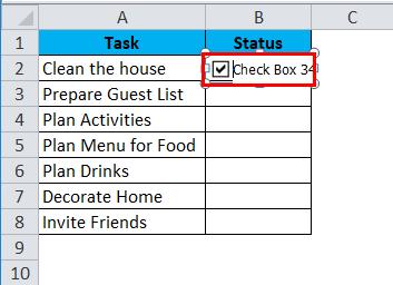 CheckBox Example 3-2