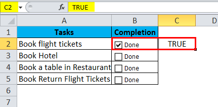 CheckBox Example 4-3