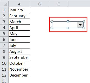 Combo Box Example 1-2