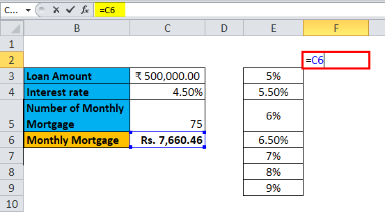 Data Table Example 1-2