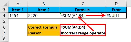 Errors Example 3