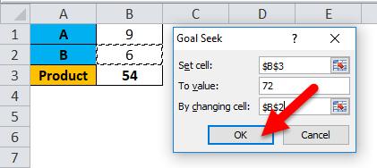 Goal Seek Example 1-3
