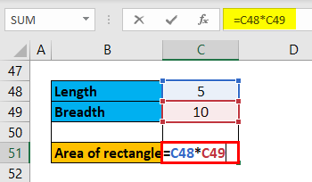 One Variable Data Table Example 1