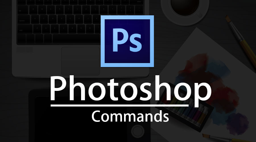 Photoshop Commands