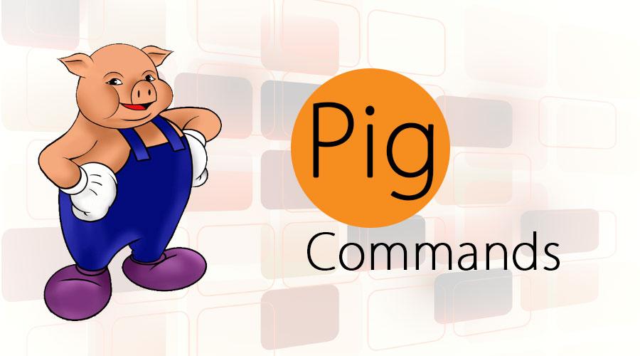 Pig-Commands
