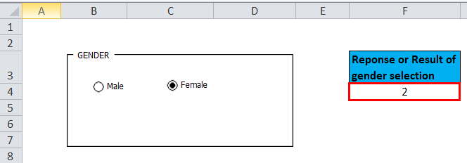 Radio Button Example 1-9