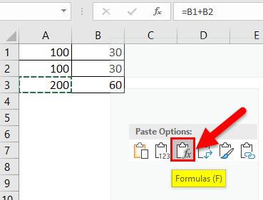 Formulas (f)