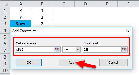 Solver Example 1-10