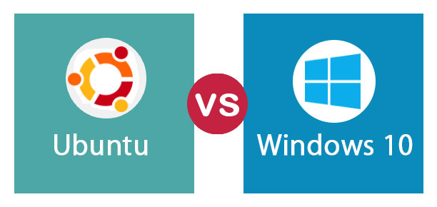 Ubuntu vs Windows 10