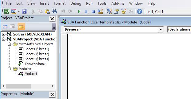 VBA Example 1-3
