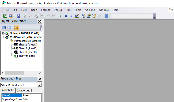 VBA Function Step 6
