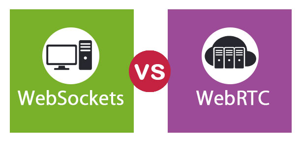 WebSockets vs WebRTC