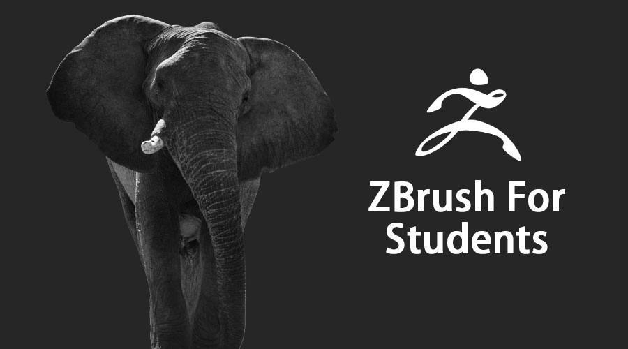 ZBrush For Students | Concept and Skill of ZBrush For Students